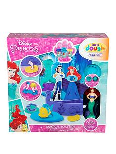 disney-princess-ariel-magical-boat-ride