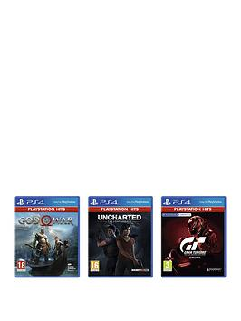 playstation-4-ps4-bundle-deal-god-of-war-uncharted-lost-legacy-and-gt-sport
