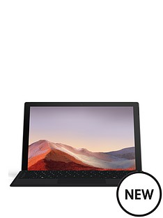 microsoft-surface-pro-7-123in-intel-core-i5-8gb-ram-256gb-ssd-2-in-1-laptop-with-type-cover-black