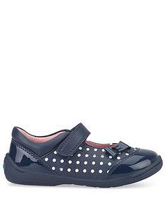 start-rite-girls-twizzle-bow-shoe-navy