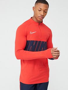nike-academy-drill-top-navyred
