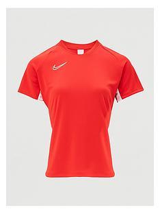 nike-ladies-academy-short-sleeve-top-red