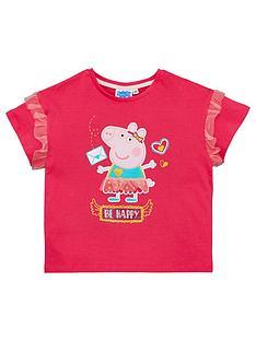 peppa-pig-girls-fashion-t-shirt-pink