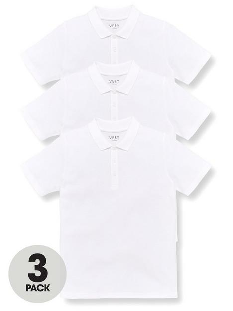 v-by-very-unisex-3-packnbspschool-polo-tops-white