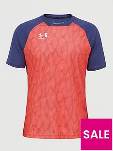 under-armour-accelerate-premier-short-sleeved-tee-red
