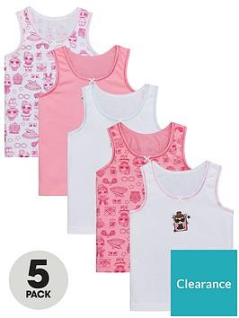 lol-surprise-girlsnbspvest-5-pack-pink