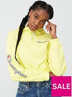 champion-cropped-hooded-sweatshirt-yellownbsp