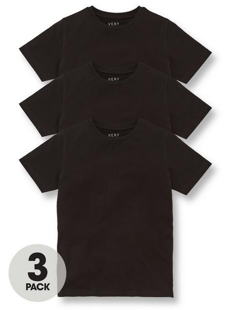 v-by-very-unisex-3-pack-sports-school-t-shirts-black