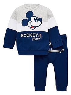 mickey-mouse-baby-boys-colour-block-tracksuit-multi