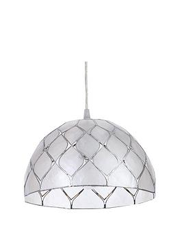 augusta-clear-dome-pendant-lightshade