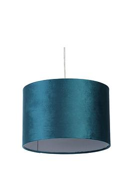 warren-velvet-easy-fit-lightshade