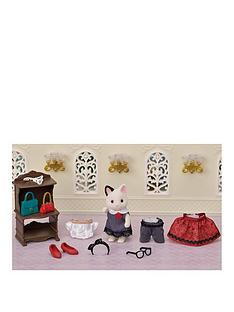 sylvanian-families-sylvanian-families-fashion-playset-tuxedo-cat