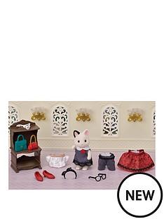 sylvanian-families-sylvanian-families-fashion-playset-tuxedo-cat