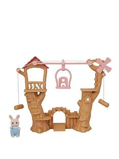 sylvanian-families-baby-ropeway-park