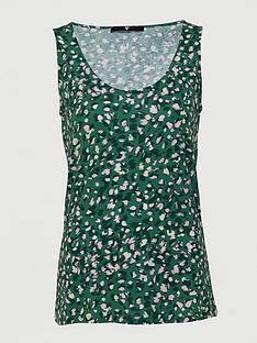 v-by-very-printed-scoop-vest-green-print