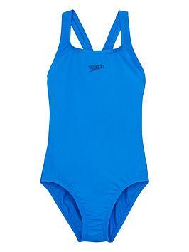 speedo-girls-endurance-medallist-swimsuit-blue