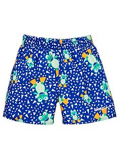 speedo-toddler-boys-croc-print-watershorts-blue