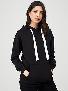 v-by-very-oversized-longline-hoodie-black