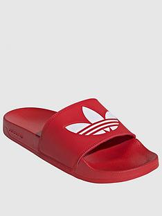 adidas-originals-adilette-lite-red