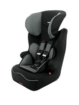 nania-racer-tech-isofix-group-123-high-back-booster-with-harness