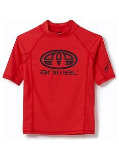 animal-boys-hiltern-short-sleeve-rash-vest-red
