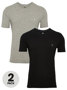 calvin-klein-2-pack-shortsleeve-t-shirt-blackgrey