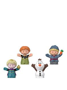 fisher-price-little-people-disney-frozen-4-figure-pack