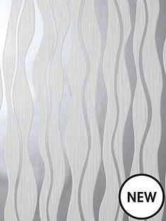 arthouse-metallic-wave-wallpaper