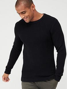 selected-homme-victor-crew-neck-jumper
