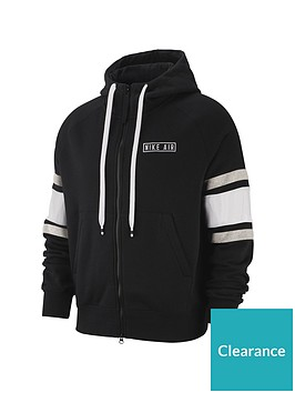 nike-sportswear-hoodie-full-zip-fleece-blacknbsp