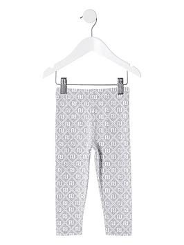 river-island-mini-girls-monogram-leggingsnbsp-nbspgrey