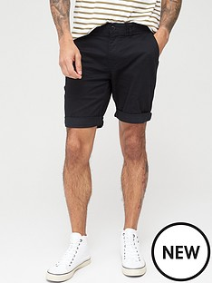 tommy-jeans-essential-chino-short-black