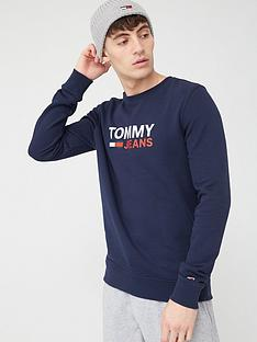 tommy-jeans-tommy-jeans-corp-logo-crew-sweatshirt-twilight-navy