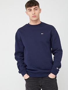 tommy-jeans-classics-crew-sweatshirt-navy