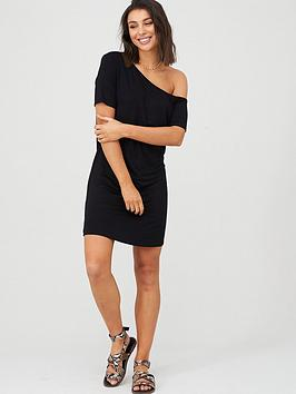 v-by-very-off-the-shouldernbsptunic-black
