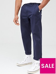 tommy-jeans-branded-turn-up-trousers-navy
