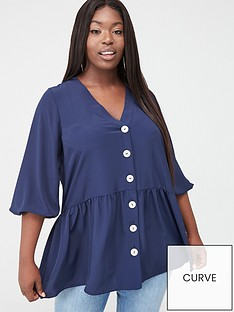 v-by-very-curve-button-through-tunic