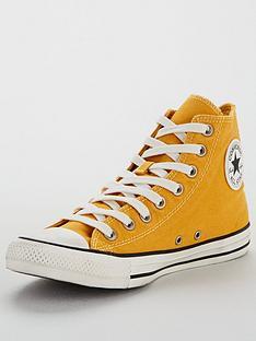 converse-chuck-taylor-all-star-hi-top-yellow