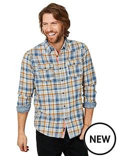 joe-browns-two-way-check-shirt-multi