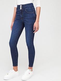 v-by-very-the-elevator-shaping-skinny-jeans-dark-wash