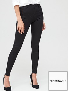 v-by-very-sustainable-high-waist-skinny-jean-black