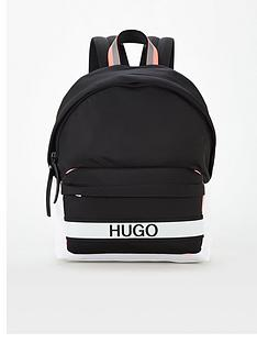 hugo-record-backpack-black