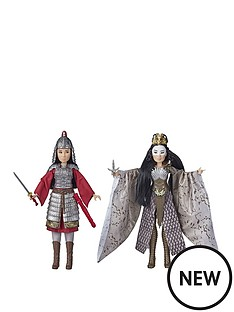 disney-princess-mul-mulan-and-xianniang