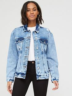 v-by-very-rip-oversized-denim-jacket-mid-wash