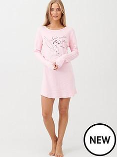 tinkerbell-pixie-dust-nightie-pink
