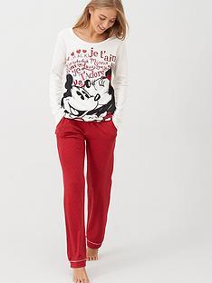 minnie-mouse-mickey-amp-minnie-jadore-long-sleeve-pyjamas-red-spot