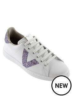 victoria-leather-tennis-glitter-v-logo-trainer-whitemulti