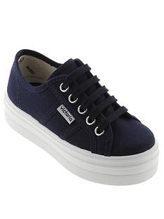 victoria-lace-up-platform-cotton-canvas-plimsoll-navy