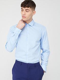hugo-koey-slim-fit-long-sleeve-formal-shirt-sky-blue