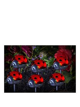 smart-solar-ladybird-stake-light-6-pack